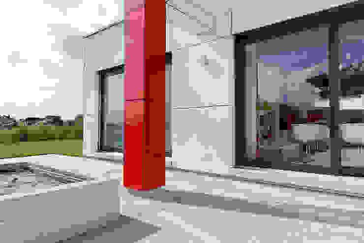 Lopez-Fotodesign Modern houses White