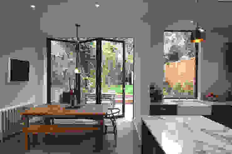 Hatcham Park Road Portas e janelas modernas por IQ Glass UK Moderno