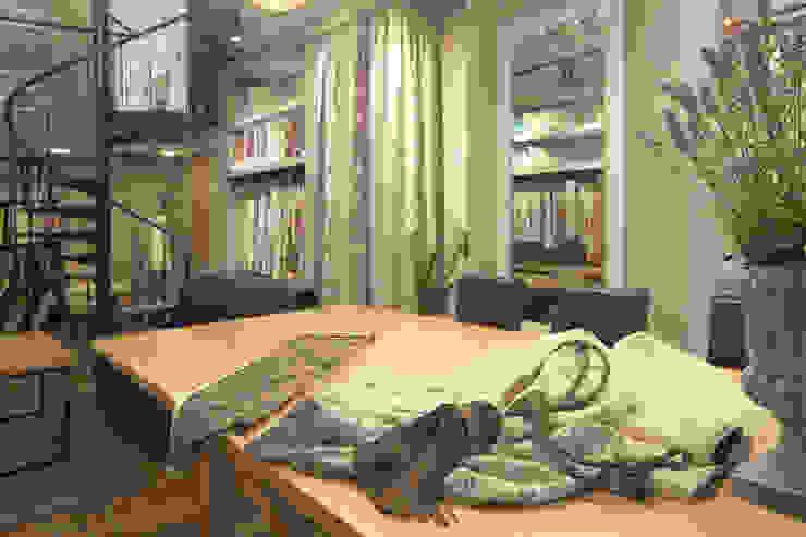 Интерьер салона текстиля <q>Маркиза</q> от Маркиза Классический