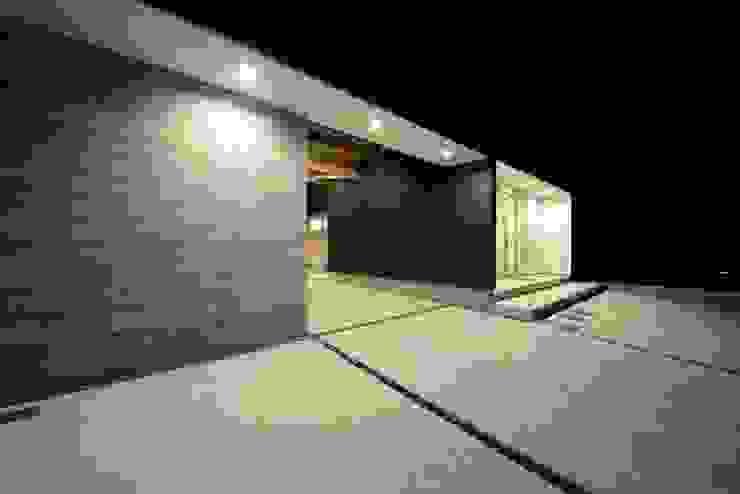 『Tatsuhiro Base』 株式会社 竜廣設計 モダンな 家