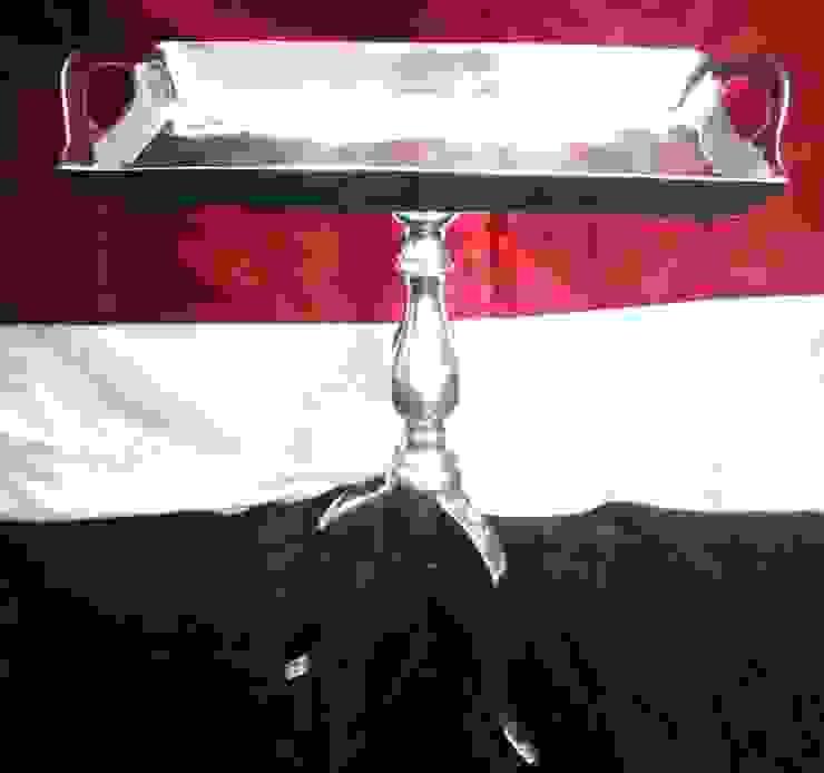 Butler Tray: classic  by Overseas Trading Corporation,Classic Aluminium/Zinc