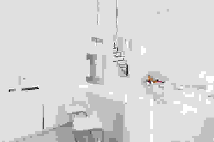 Cuisine minimaliste par ISLABAU constructora Minimaliste