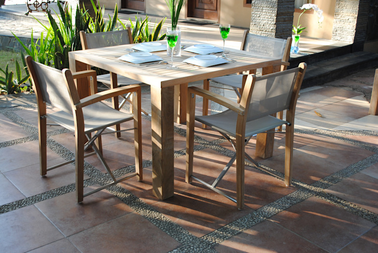Room & Garden GmbH Garden Furniture Wood