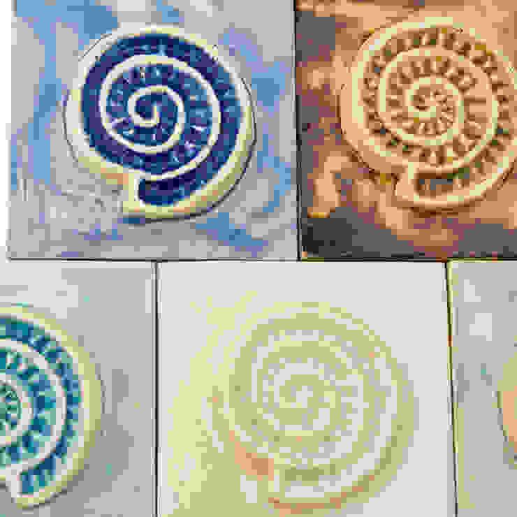 Dekory Nati BathroomDecoration Pottery Multicolored
