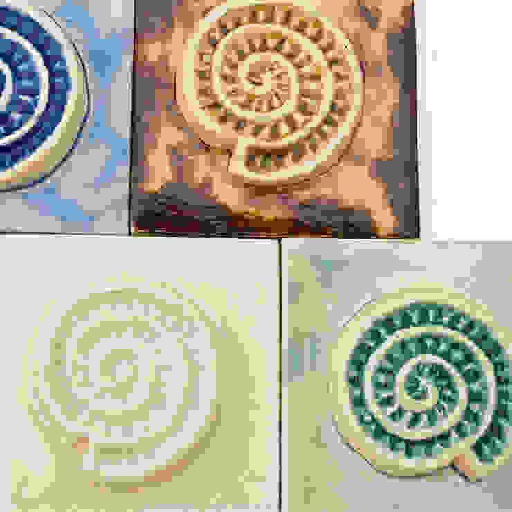 Dekory Nati Museums Pottery Multicolored