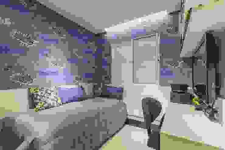 Dormitorios infantiles de estilo  por Lo. interiores, Ecléctico