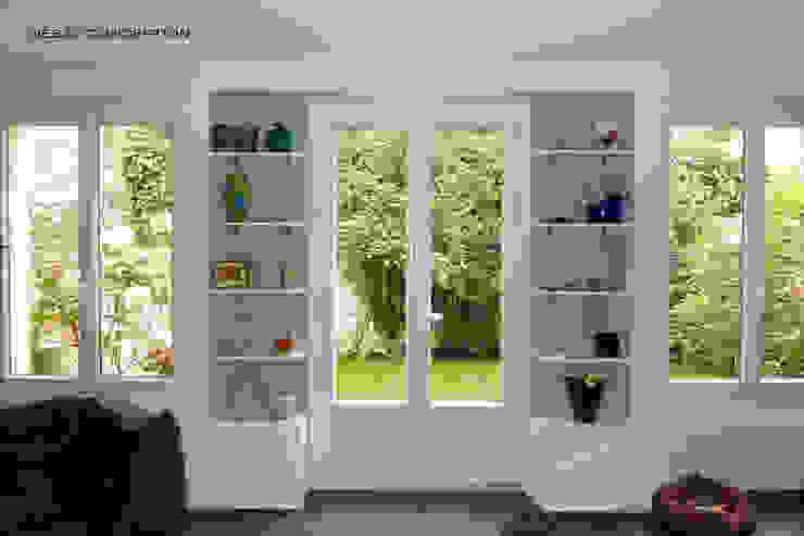 Classic style windows & doors by Desjoconception Classic