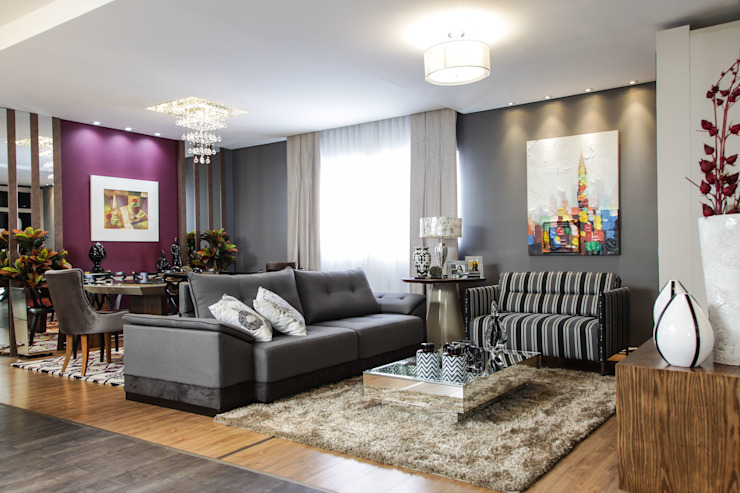Sala Estar por Sgabello Interiores Moderno