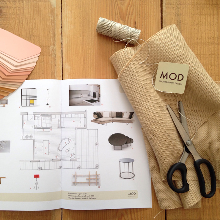 MOD Modern study/office