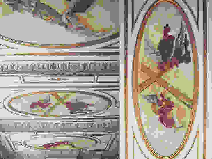 Art'n'Art Studio di Claudia Masini Salas de estilo clásico Multicolor