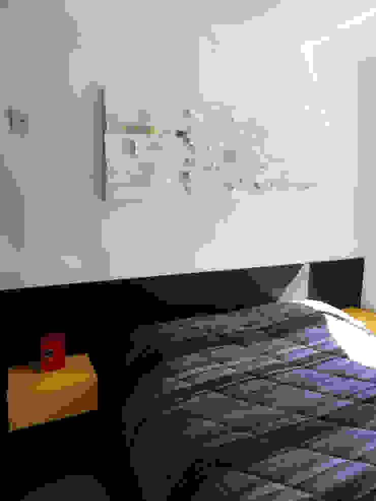 dormitório jovem Quartos minimalistas por ANE DE CONTO arq. + interiores Minimalista