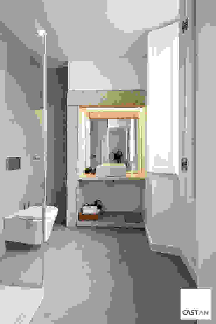 Castan Modern bathroom