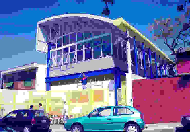 Imagem da obra Locais de eventos modernos por Douglas Piccolo Arquitetura e Planejamento Visual LTDA. Moderno