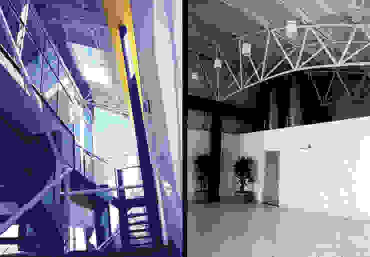 Imagens internas Locais de eventos modernos por Douglas Piccolo Arquitetura e Planejamento Visual LTDA. Moderno