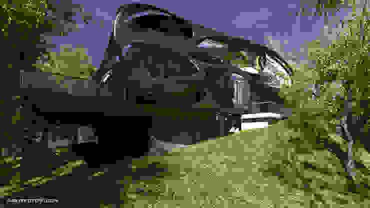 by arquitecto9.com Сучасний