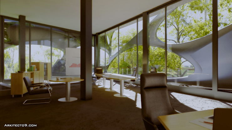 arquitecto9.com Study/office