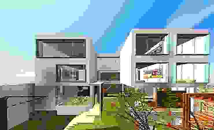 por Arquitectos I + A