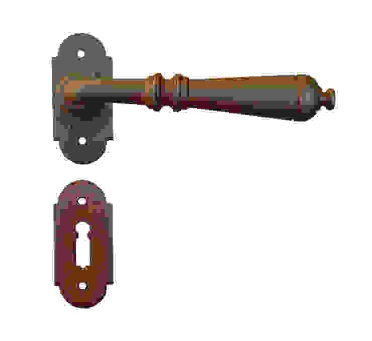 Traditional Door Handle Art.2698 Galbusera Giancarlo & Giorgio S.n.c. หน้าต่างและประตูลูกบิดประตูและอุปกรณ์เสริม เหล็ก