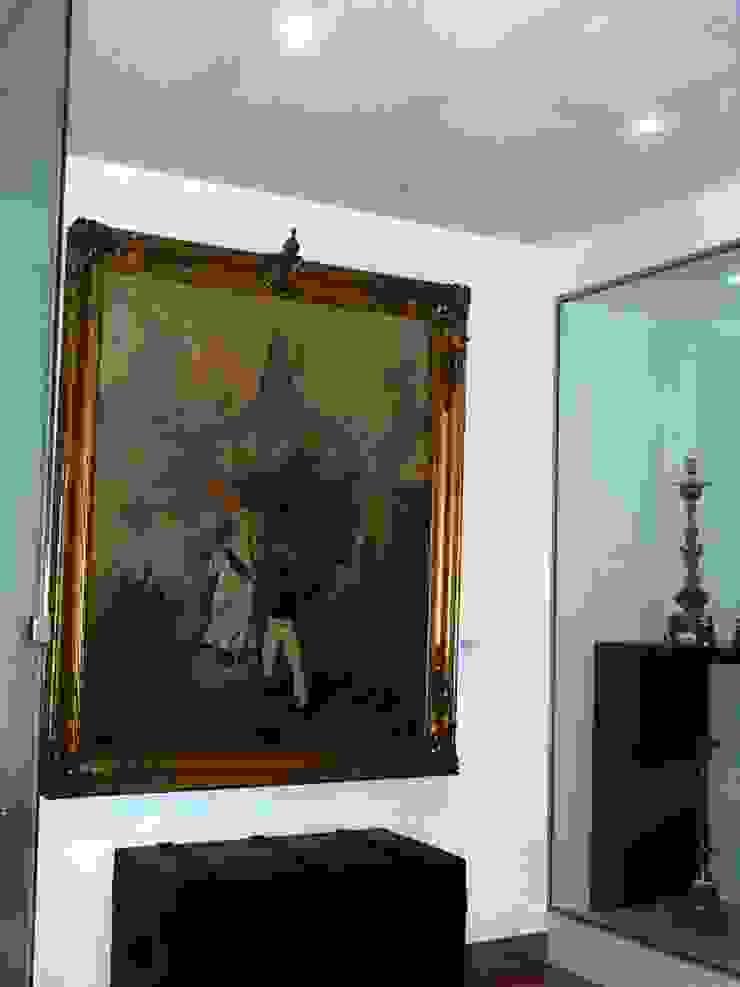 by mr maria regina de mello vianna arquitetura e interiores Modern