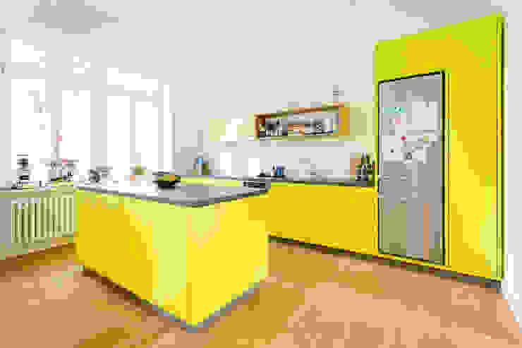 Jan Tenbücken Architekt Minimalistische keukens
