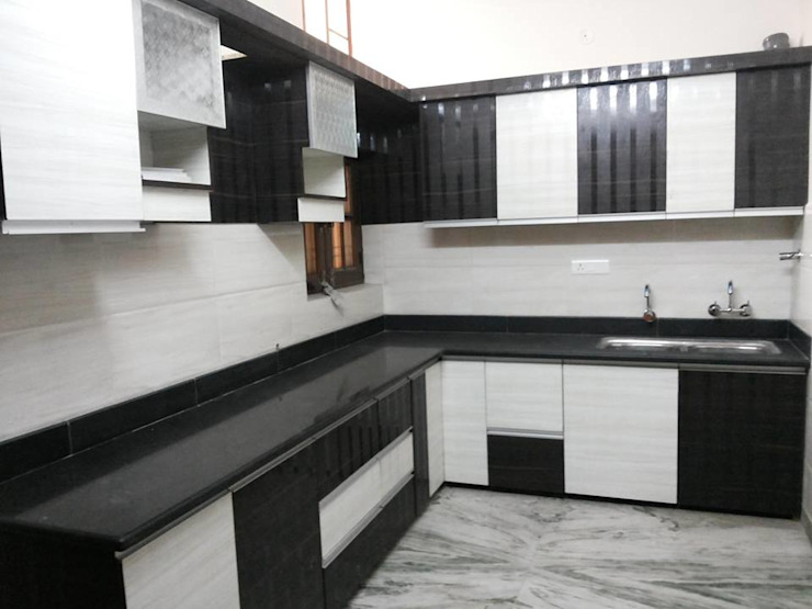 Modular Kitchen Design Ideas By Interior Designers In Faridabad Homify Homify