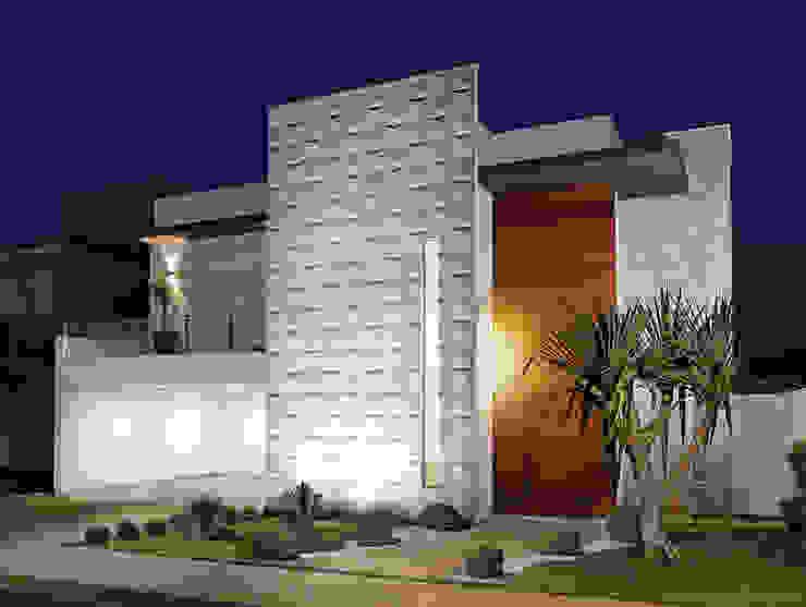 Projeto residencial Casas modernas por Carla Mateuzzo Moderno