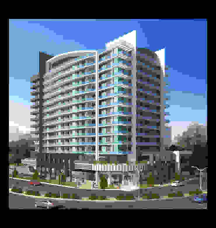 UTOPIA- PREMIUM Modern houses by AIS Designs Modern