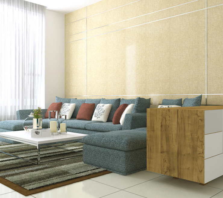 Space Interface Living room