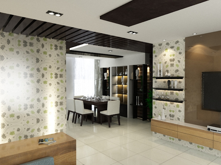 Space Interface Modern dining room