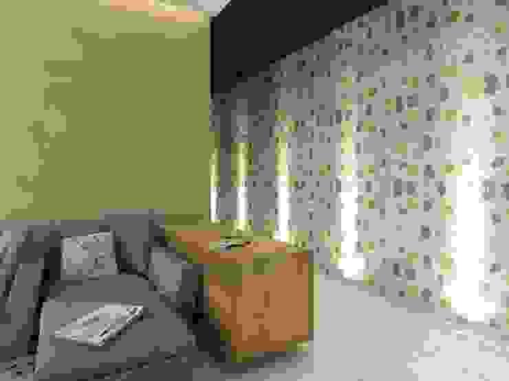 Singh Residence Space Interface Modern walls & floors