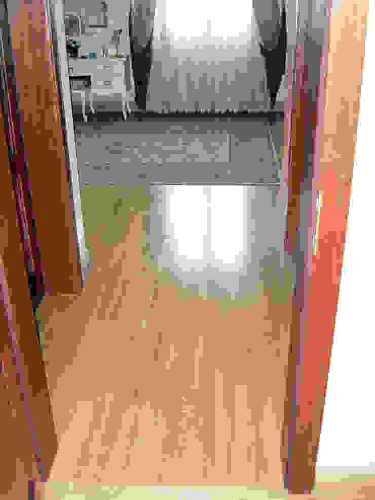 Parkiet drewniany. Realizacja podłogi drewnianej w Świebodzinie. od PHU Bortnowski