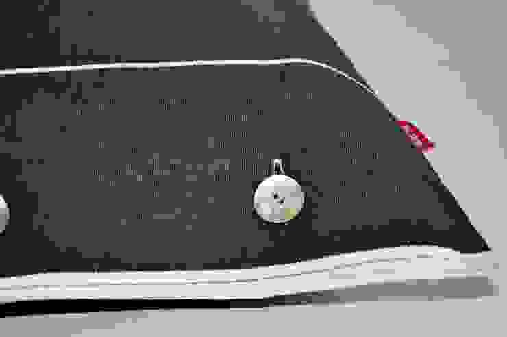 Tecidos 100% algodão, 100% portugueses por TEIAS DE LONA Eclético Têxtil Ambar/dourado