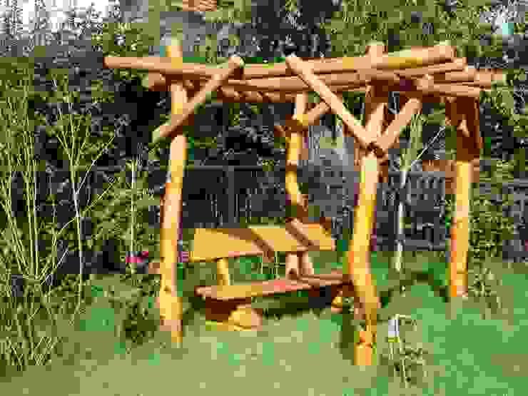 de style tropical par Rheber Holz Design, Tropical Bois Effet bois