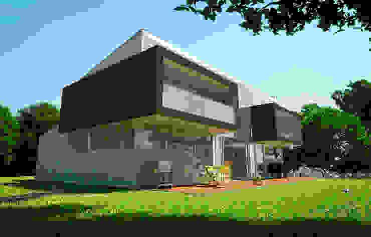 Modern houses by Lápiz De Sueños Modern