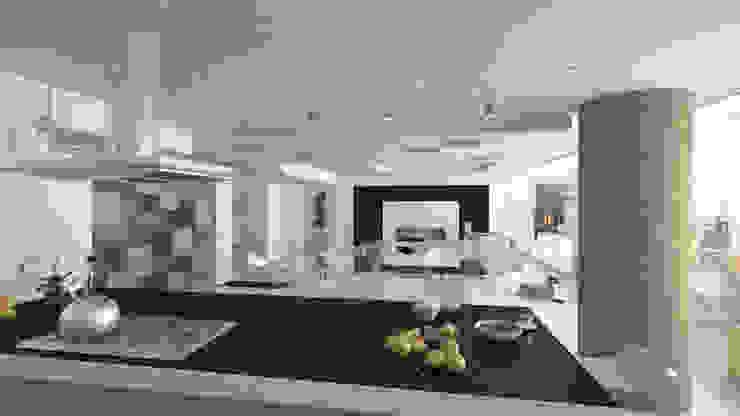 Lápiz De Sueños Living roomFireplaces & accessories