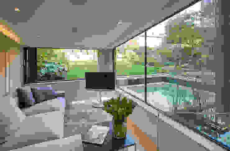 Folio Design | The Garden Room | Living Room Folio Design Modern living room
