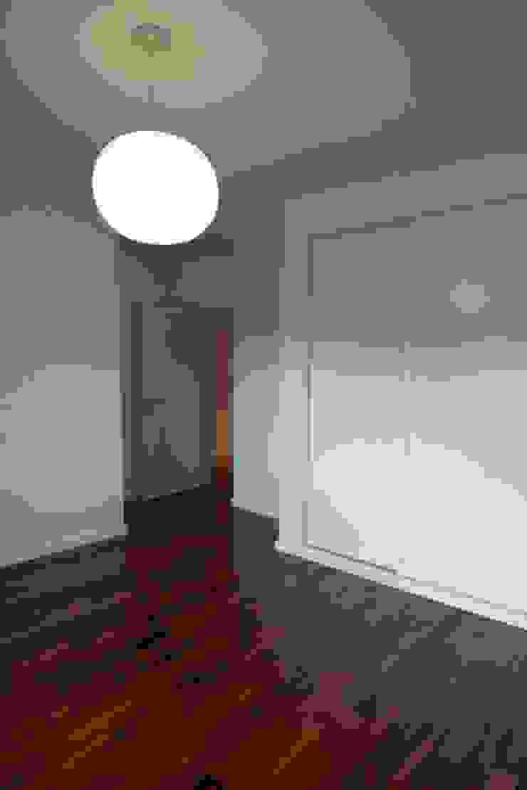 Apartamento Alvalade Quartos modernos por DRCF Arquitectos Moderno