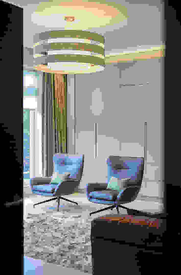 Folio Design | The Crafted House | Study Folio Design Modern study/office