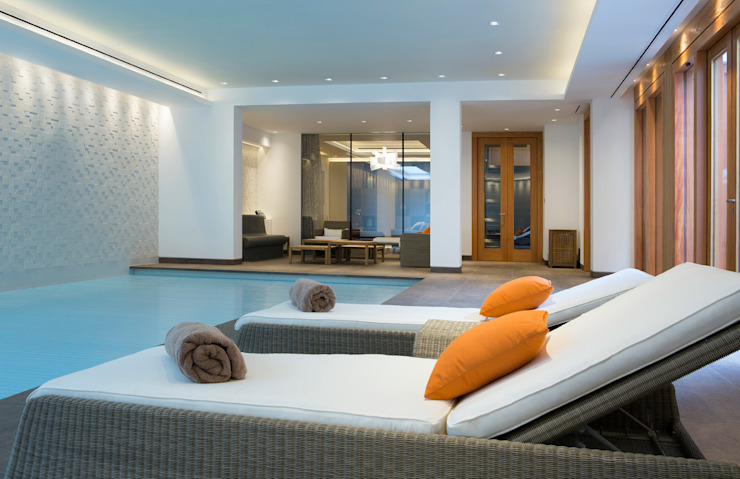 The Crafted House Folio Design Modern pool