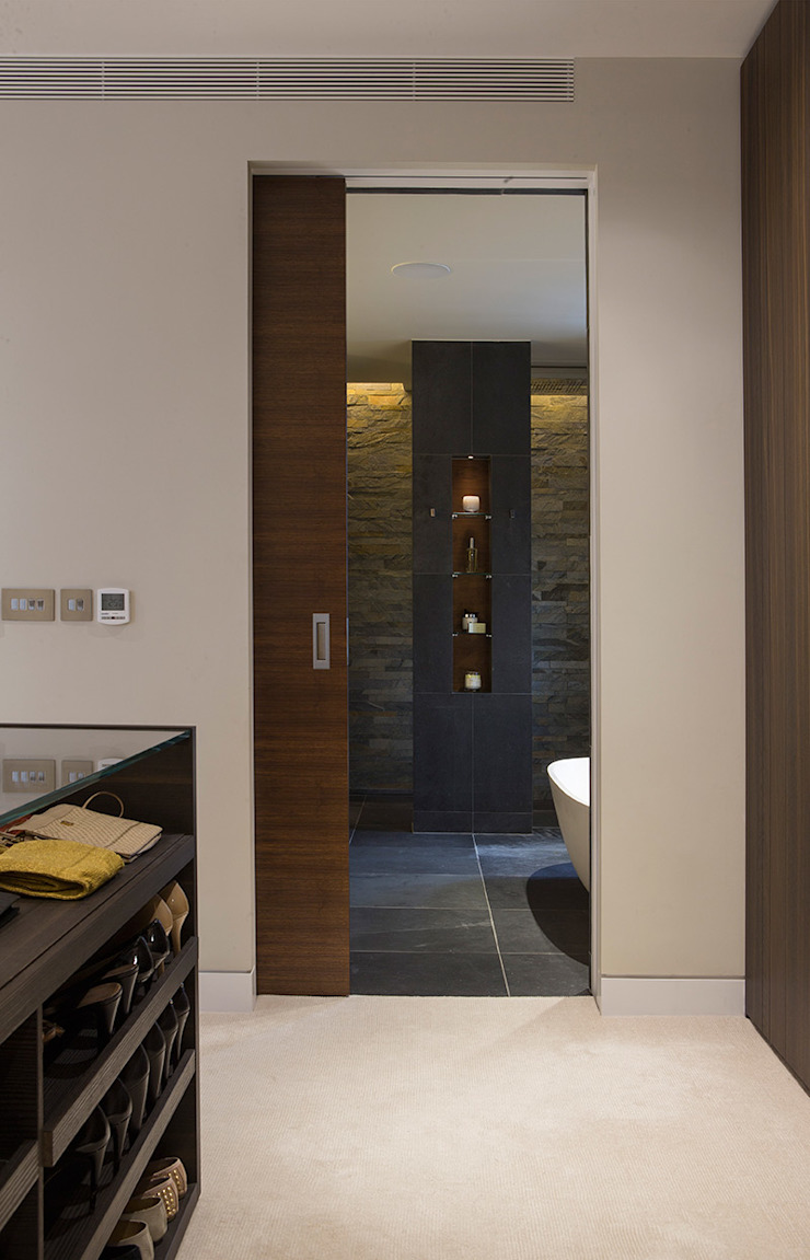 Folio Design | The Hampstead Home | Bathroom Folio Design Modern bathroom