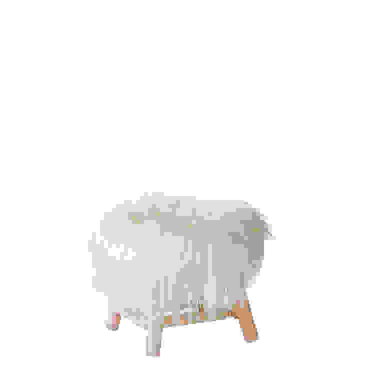 FAB design 家居用品配件與裝飾品 實木 White