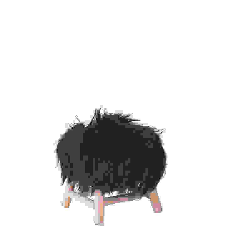 FAB design 客廳凳子與椅子 實木 Black