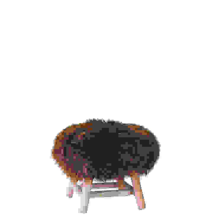 FAB design 嬰兒/兒童房桌椅 實木 Brown