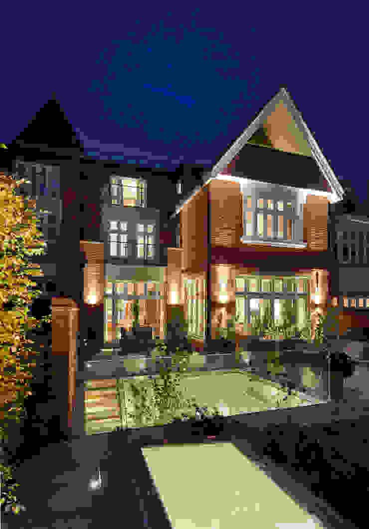 Folio Design   The House on Hampstead Heath   Exterior View Folio Design Modern houses