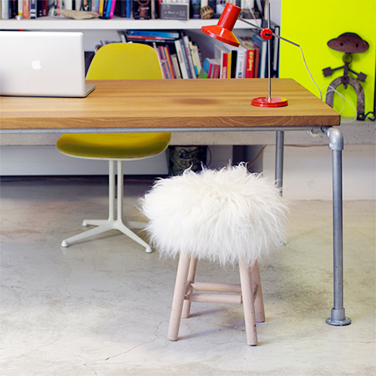 eclectic  by FAB design, Eclectic Solid Wood Multicolored