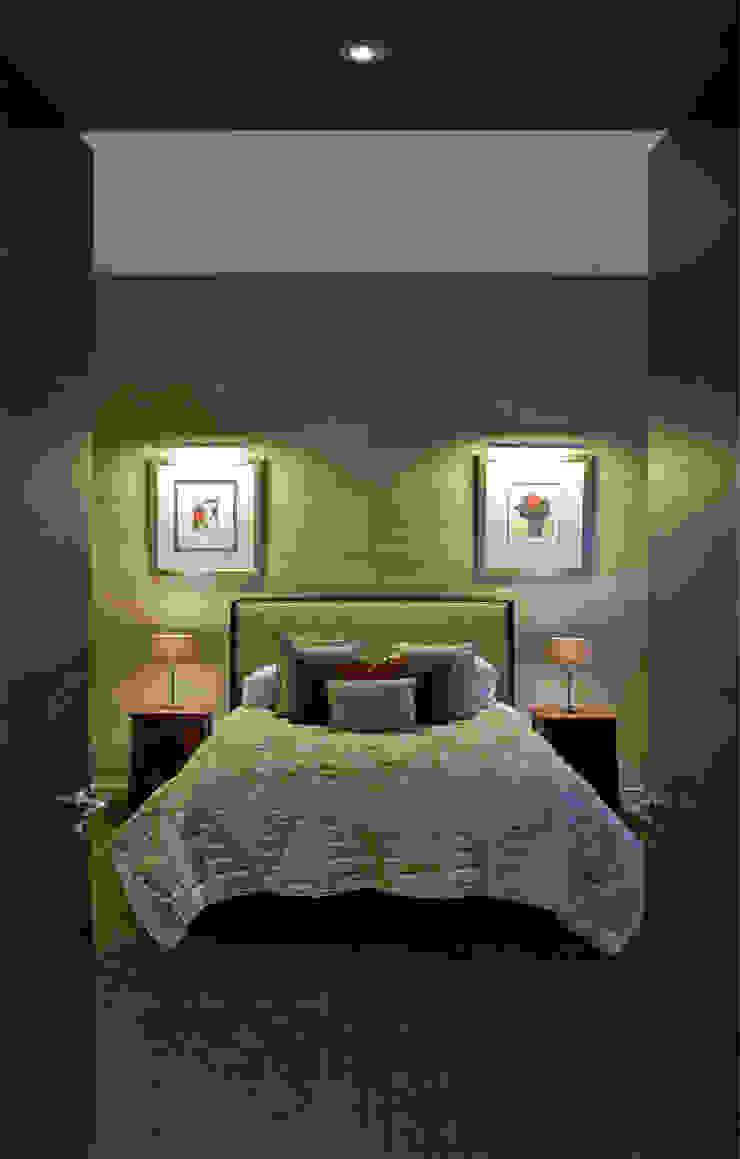 Folio Design   The House on Hampstead Heath   Bedroom Folio Design Modern style bedroom