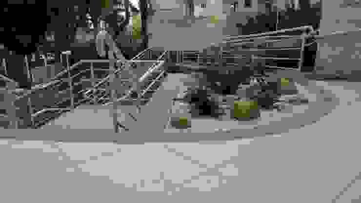 Área de bromélias:  tropical por Studio CLA Arquitetura,Tropical