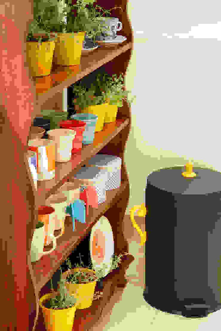 Mariana Dornelles Design de Interiores Eclectic style kitchen