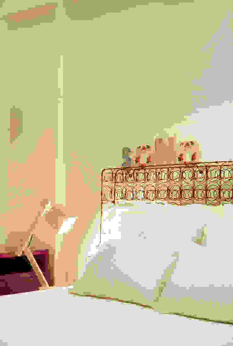 Apartamento Botafogo Quartos ecléticos por Mariana Dornelles Design de Interiores Eclético