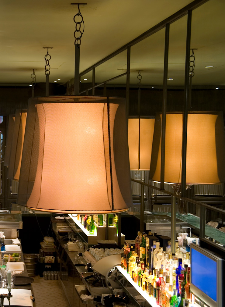 Klasyczna kuchnia od RAF Arquitetura Klasyczny